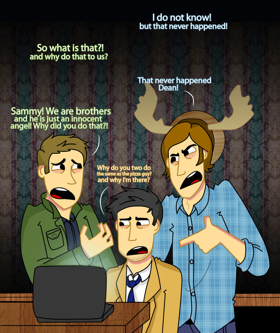 Fanfiction - Supernatural by M0nzteer on DeviantArt Supernatural Fanfiction