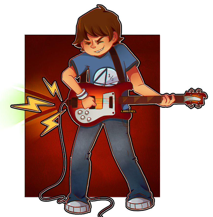 Scott Pilgrim by M0nzteer