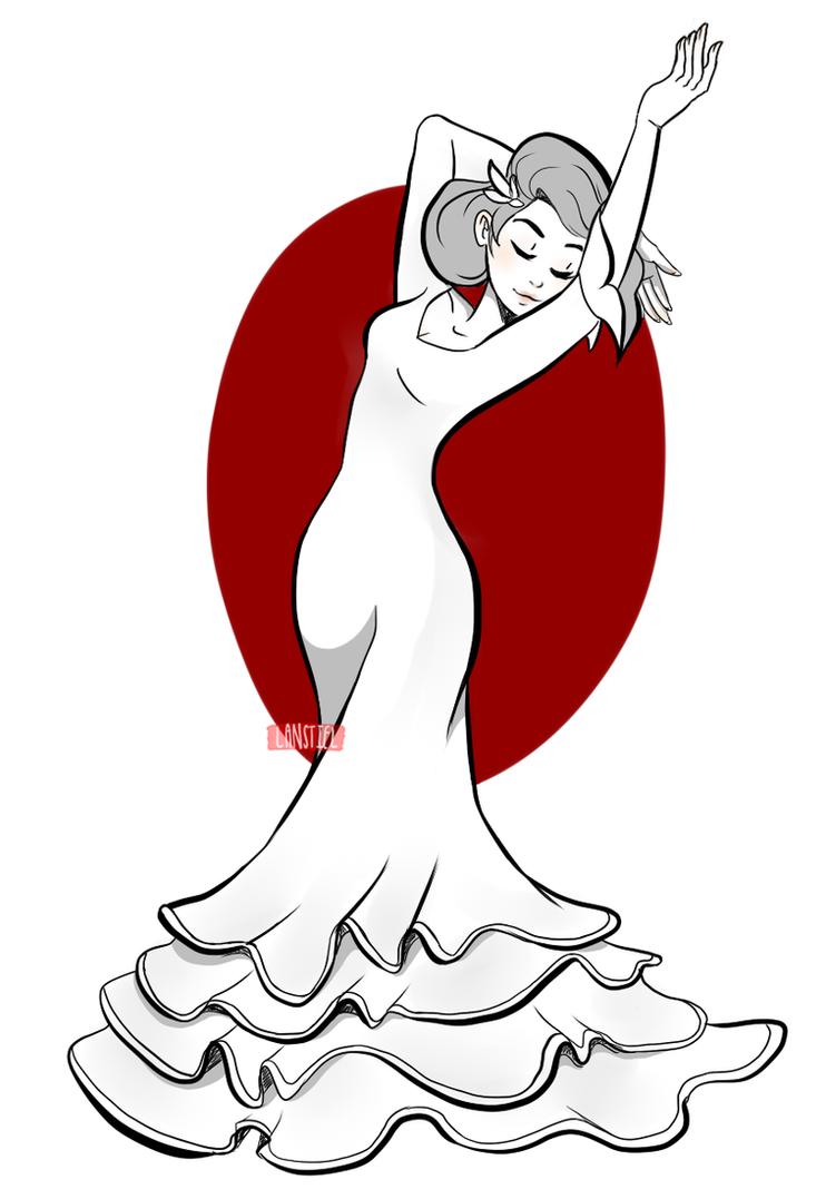 Flamenco by M0nzteer