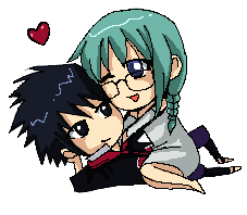 Sasuke and Kia commission by DannyC8