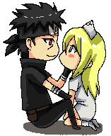 shisui and Suiren commission by DannyC8