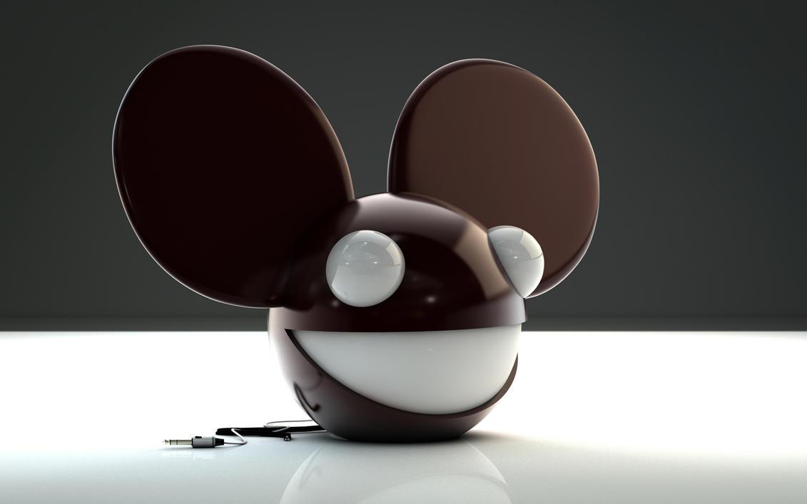 deadmau5 head for cake ideas and designs