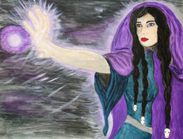 Goddess Hekate by Tricia-Danby