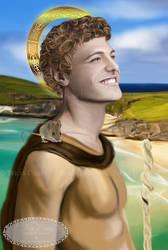 Saint Cainnech of Aghaboe