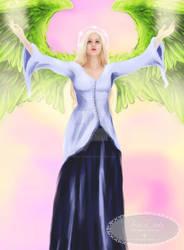 Angel of Gratitude