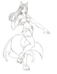 Ruki by Julie-Destron