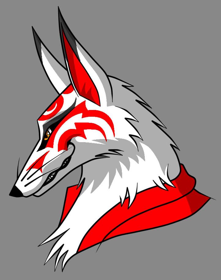 Kitsune Mask By Iisaw On DeviantArt