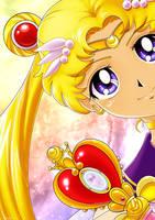 Super Sailor Moon by Joliet