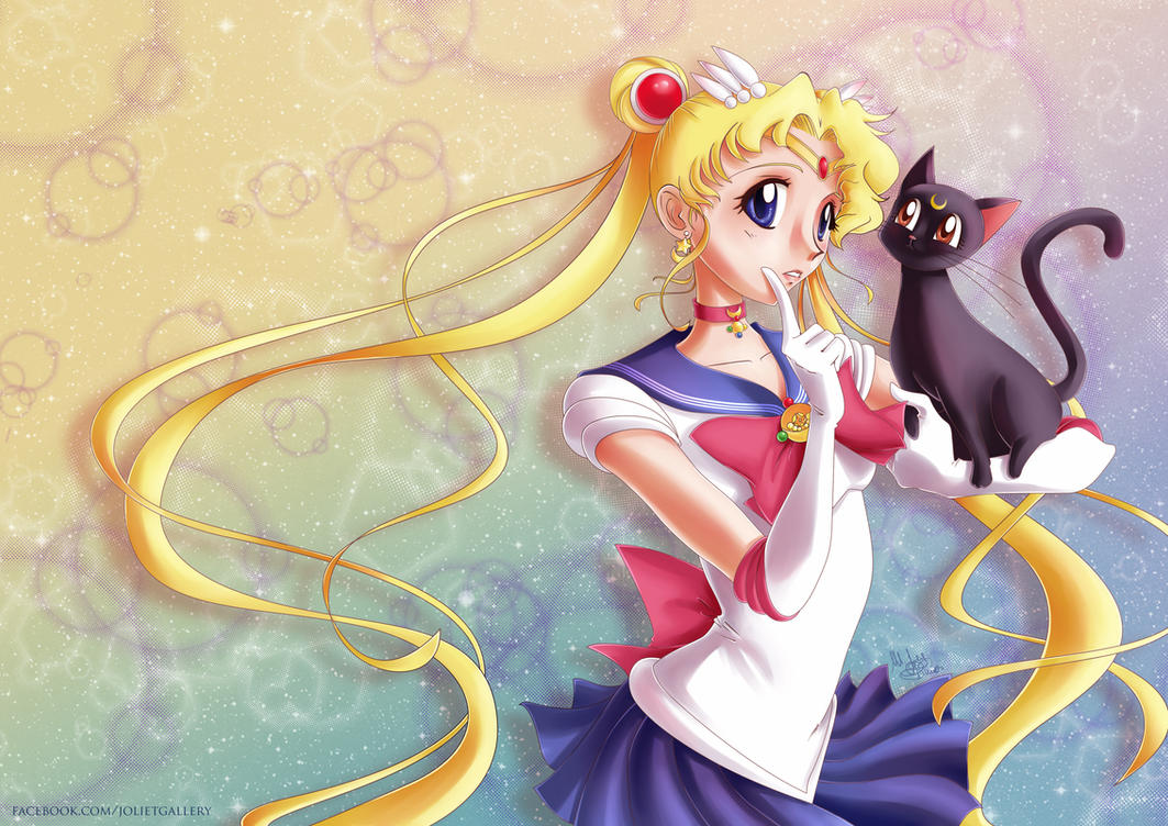 Sailor Moon Crystal by Joliet