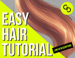 Easy Hair Tutorial by Joliet