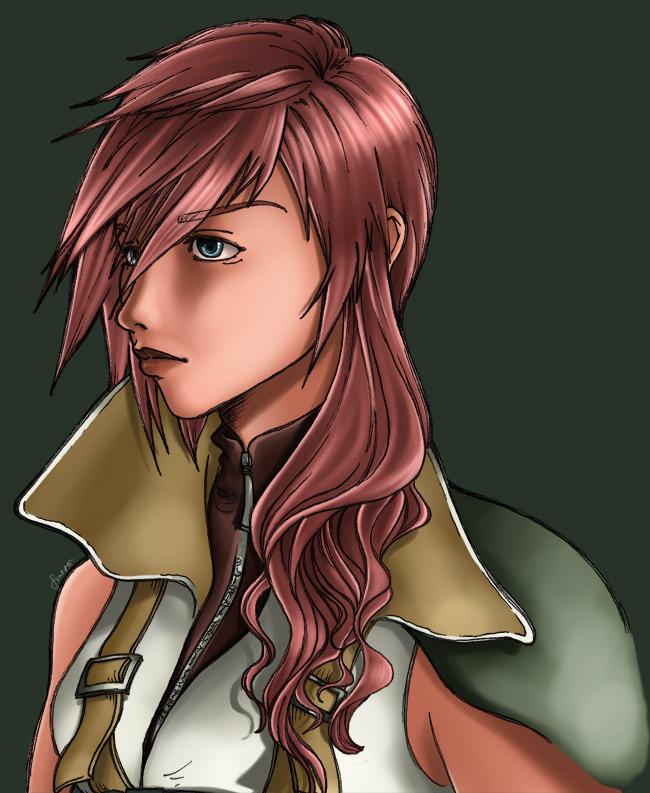 Lightning - Final Fantasy XIII by Joliet