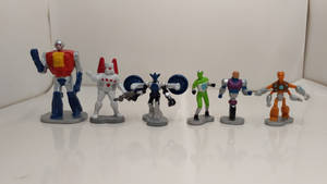 IDW Micronauts: Endeavour Crew