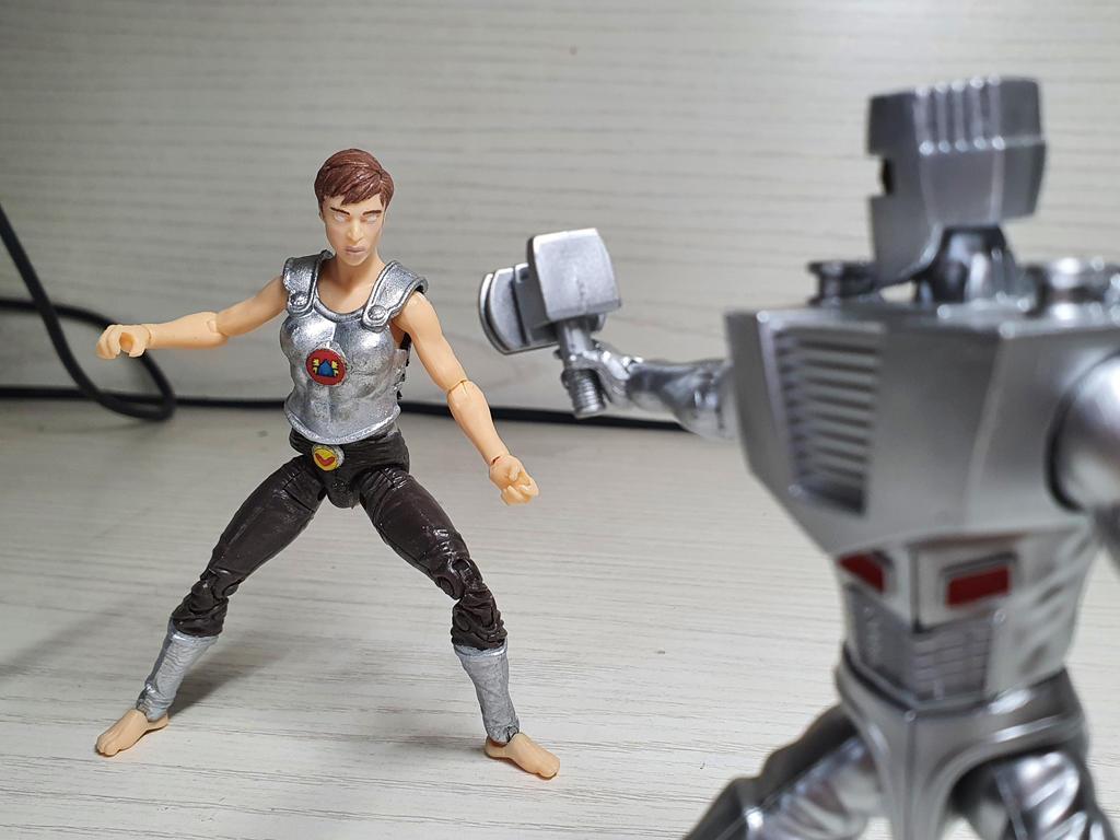 Intruder Warrior VS Rom