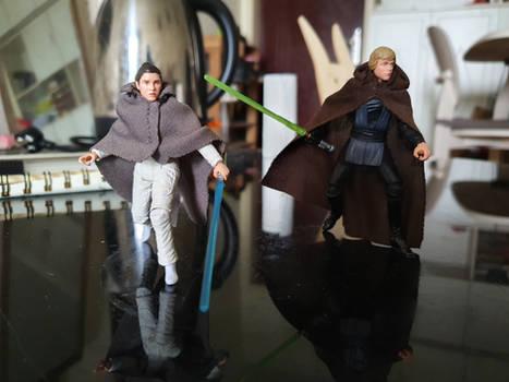 Skywalker Twins