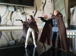 Skywalker Twins Blasting