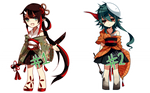Youkai Adopt [AUCTION ENDED]