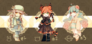 Kemonomimi Adopts [CLOSED]