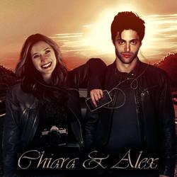 Chiara and Alex