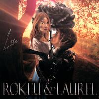 Rokeu and Laurel by LaraCroft8