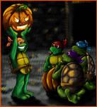 Fear My Pumpkin by Loolaa