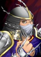 Villian Contest Entry -2- by tmntart