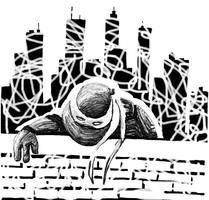 Turtle Doodle by Salunzo by tmntart