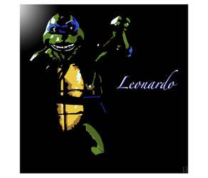 Movie Leo by MondoJay by tmntart