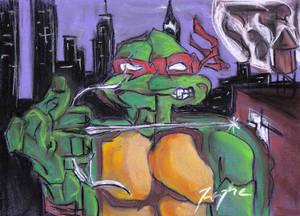Raphael by 714