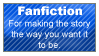 fanficiton stamp by Mythical-Human