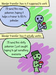 Pokemon: Wonder trade