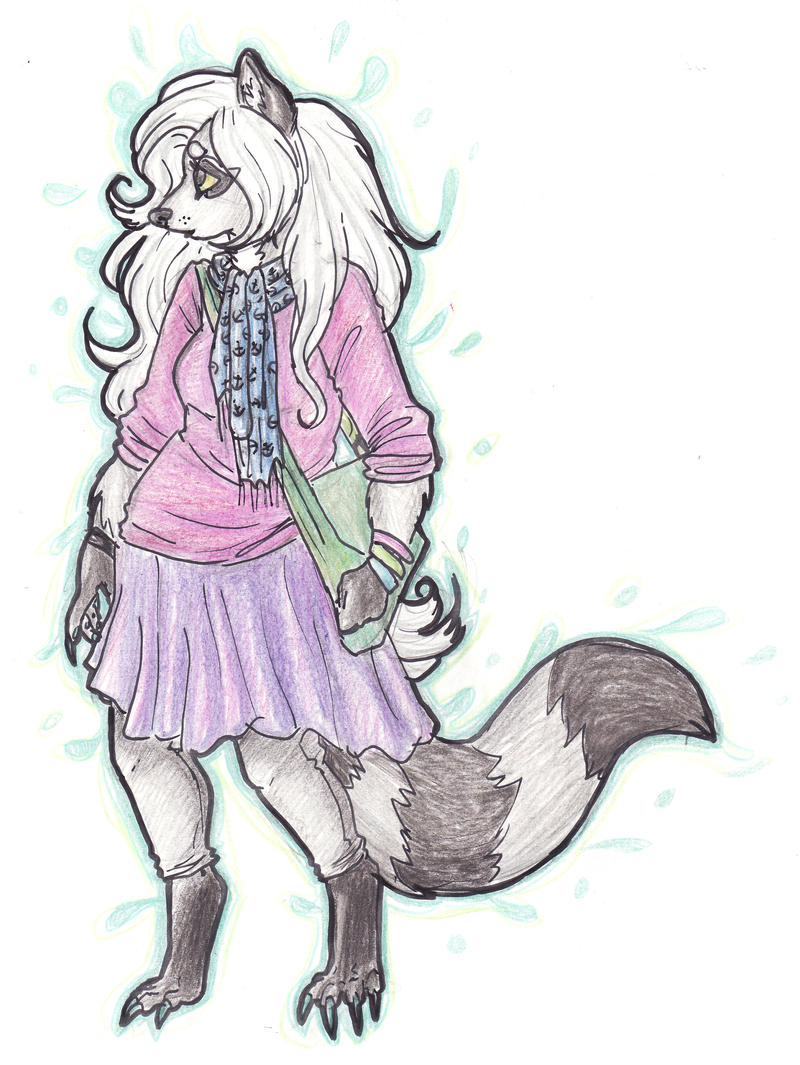 A cute outfit by Embryno on DeviantArt