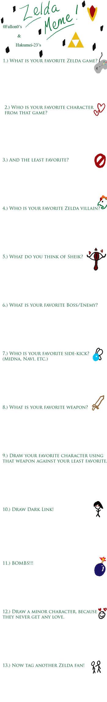 Zelda Meme by Hakumei-23