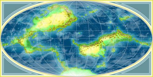 Tropical World by EndriuMaster
