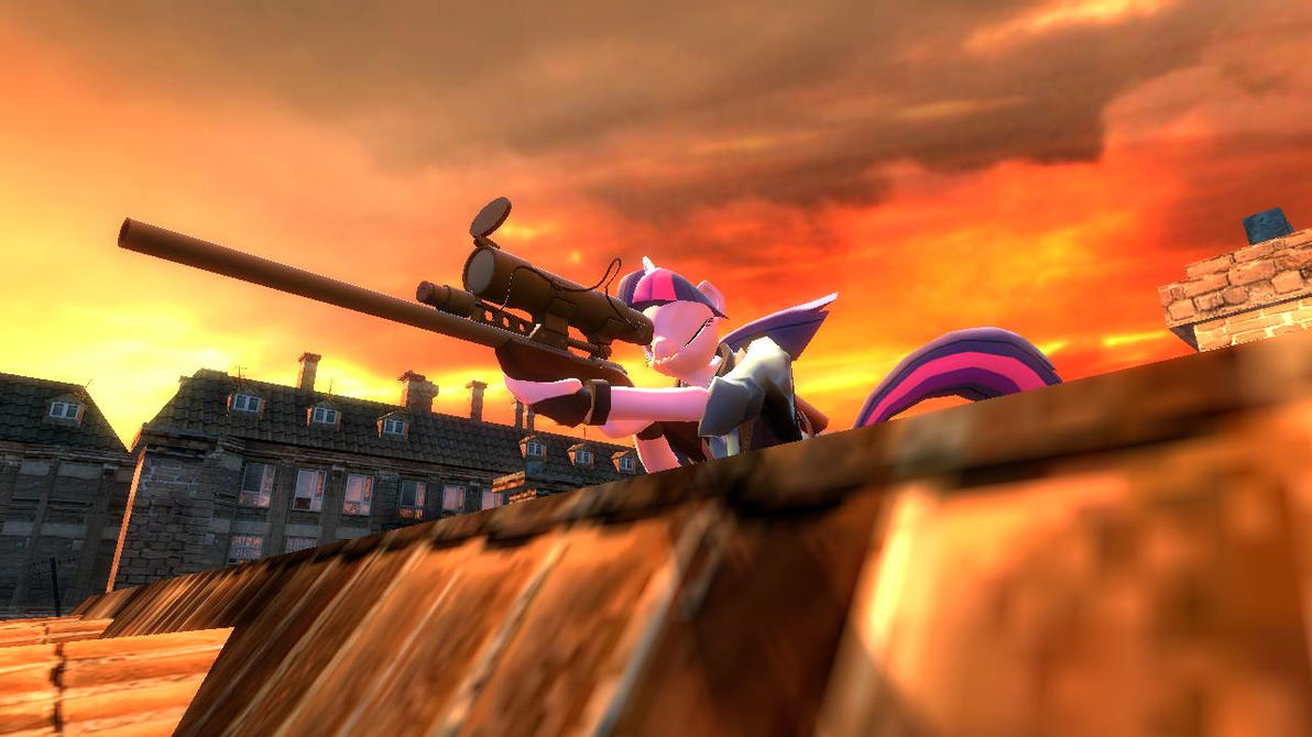 [Old] Twilight the Sniper by bloodyspare