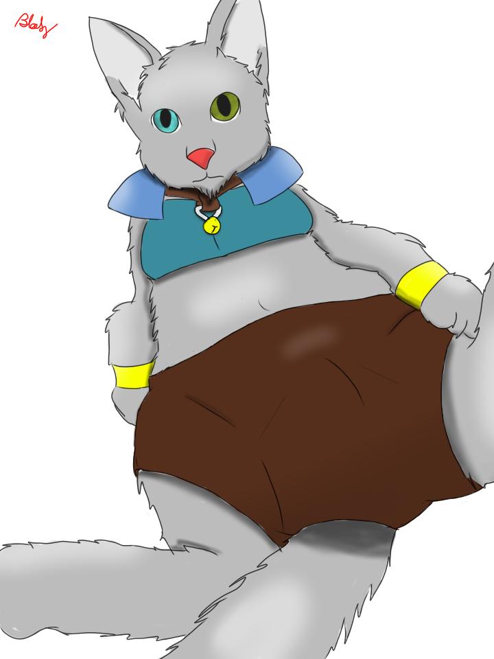 [Opencanvas] Cat. by bloodyspare