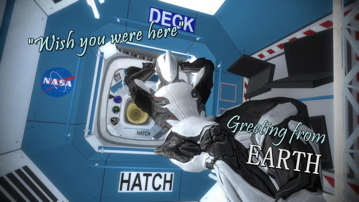[Gmod/Warframe] Wish you were here. by bloodyspare