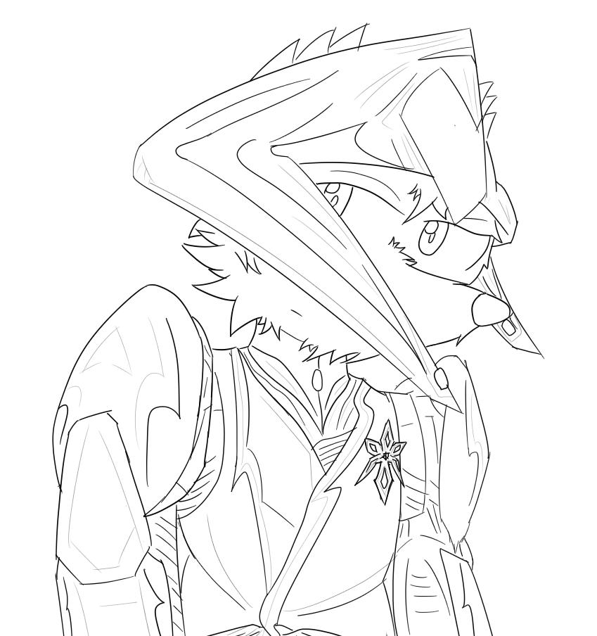 [Opencanvas] Foxki Prime by bloodyspare