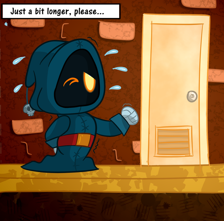 [Toilet Humor] Letter quest  : too many pizzas by bloodyspare
