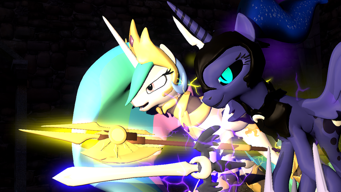 [gmod/mlp] Twin Sister. by bloodyspare