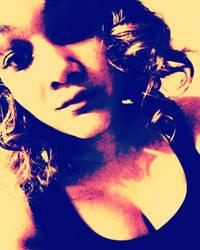 blondie selfy by changegoddess