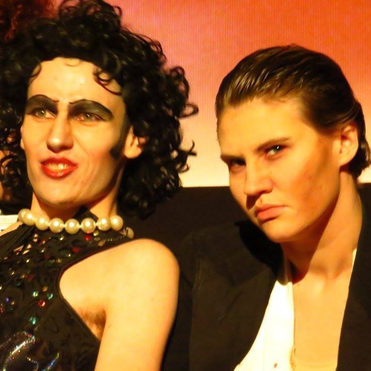RHPS: Frank and Riff Raff by SabinaRose5