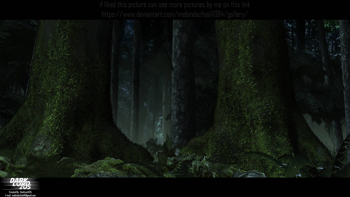BP #2 - Fog Forest [Part 1] by mobindezfooli1384