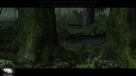 BP #2 - Fog Forest [Part 2] by mobindezfooli1384