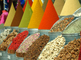 Morrocco Spices by Etoile-Bleue