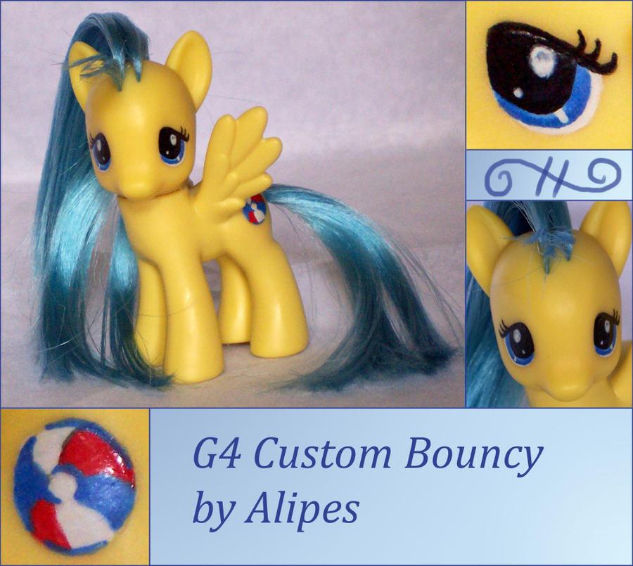 MLP G4 Custom Bouncy by Alipes