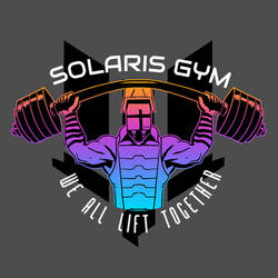 Solaris Gym: Warframe Fan Forge Submission by Nezzarakh