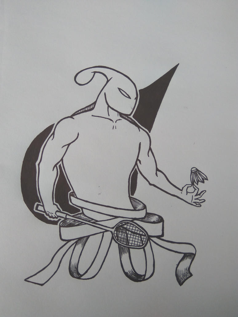Bad-Men-Toon by GilangRamadhani