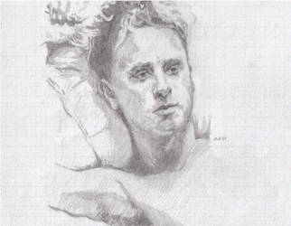 Martin L. Gore 1 by Frust-sheep