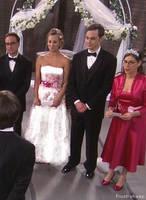 Sheldon and Penny - Wedding