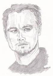 Billy Costigan / Leonardo DiCaprio by Frust-sheep